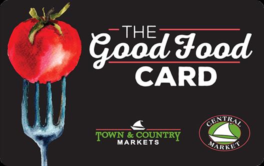 The Good Food Card
